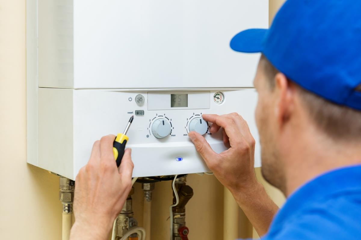 como instalar el gas natural