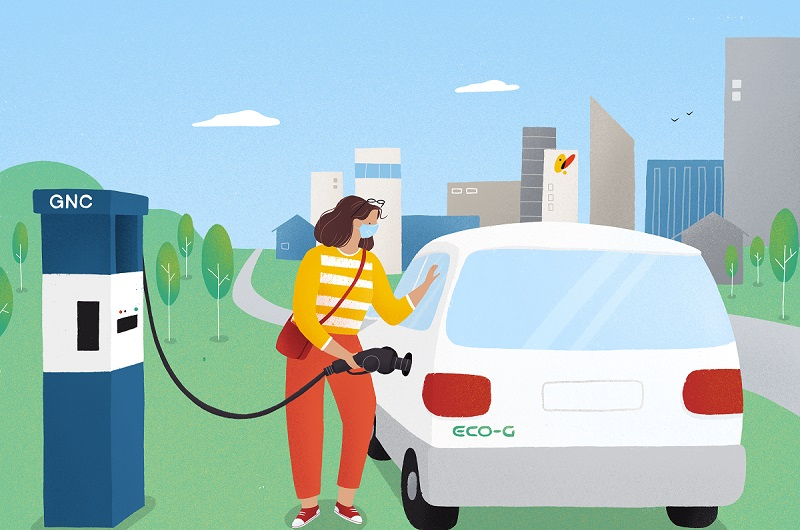 GNC movilidad gasineras